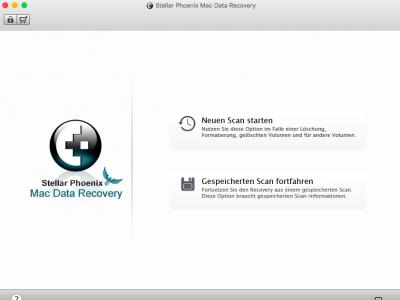 So stellen Sie eine gelöschte Mac-Festplatte wieder her