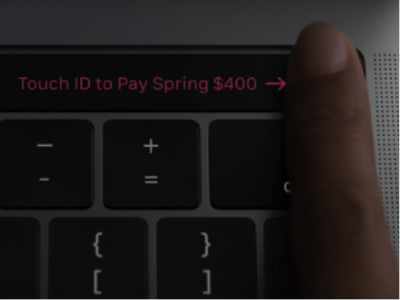 Using Apple Pay on Mac